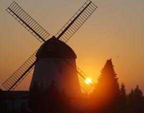 Übernachtung in der Windmühle - Wittingen in der Windmühle