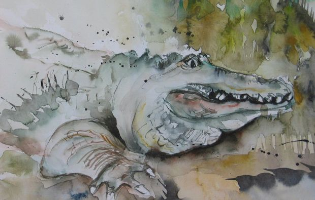 malworkshop-hagen-murnau-am-staffensee-krokodil