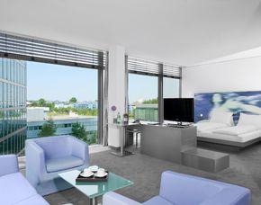 Design & Boutiqe Hotels für Zwei INNSIDE München Parkstadt Schwabing