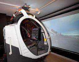 Flight Simulator - Schweizer 300 Helikopter - 50 Minuten Schweizer 300 Helikopter - 60 Minuten