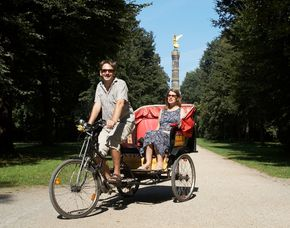 Prosecco-Rikscha-Fahrt Prosecco-Winterfahrt