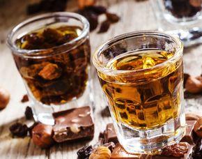 Rum Tasting von 8 Sorten