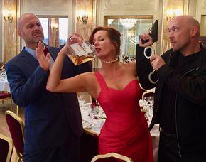 Krimi & Dinner Le Méridien Grand Hotel - 4-Gänge-Menü