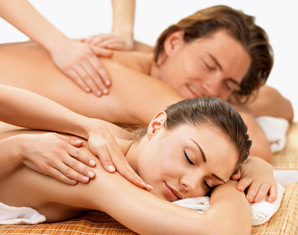 Wellnesstag für Zwei Floating, Massage nach Wahl