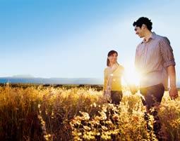 Bild Paar Fotoshooting - Paarshooting: Gemeinsam für die Ewigkeit