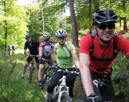 Mountainbike Tour Mudau-Steinbach Mountainbike Tour - ca. 6 Stunden