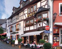 Kuschelwochenende (Voyage d´Amour für Zwei)   Bernkastel-Kues Märchenhotel - 3-Gänge-Menü, Bad zu Zweit