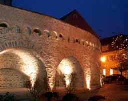 Kultur-Wochenende für Zwei   Dettelbach Akzent Hotel am Bach - Führung durch die Residenz