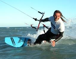 a-kitesurfen