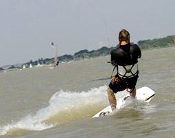 e-kitesurfen