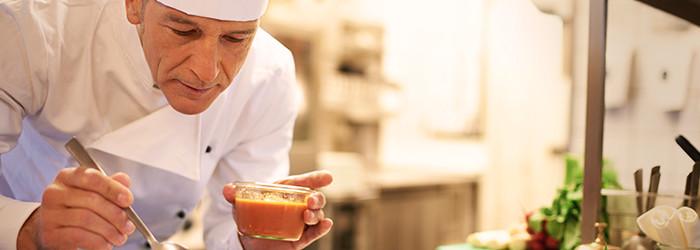 Außergewöhnlicher Kochkurs