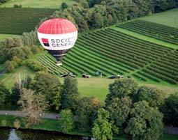 Ballonfahrt Bad Dürkheim