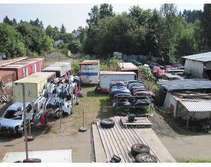 Auto zertrümmern Lüdenscheid