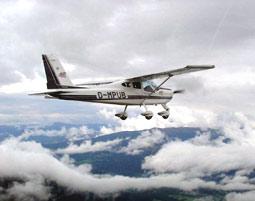 Privatrundflug mit Flugtheorie 30 Minuten