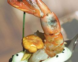 Asiatische Küche - Sonthofen Asiatische Küche - 4-Gänge-Menü, inkl. Getränke