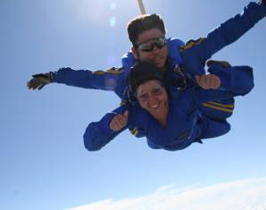 Fallschirm-Tandemsprung Calden