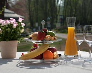 Frühstückszauber für Zwei Frühstücksbuffet, inkl. 1 Glas Sekt