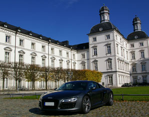 Audi R8 fahren Köln