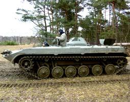 Panzer fahren - Schützenpanzer BMP1 - 30 Minuten Schützenpanzer BMP1 - 45 Minuten