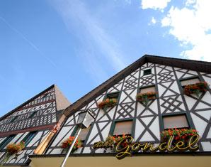 Zauberhafte Unterkünfte für Zwei Hotel Gondel