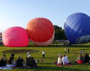 Ballonfahren   Krefeld 60 - 90 Minuten