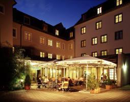 Kuschelwochenende (Voyage d´Amour für Zwei) BEST WESTERN Stadtpalais Wittenberg - Abendessen