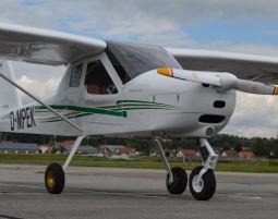 Flugzeug-Rundflug (Landkreis-Rundflug) 30 Minuten