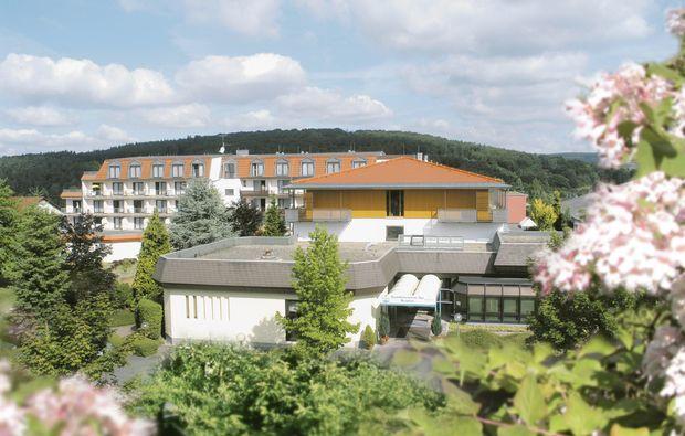 Kuschelwochenende in bad salzschlirf als geschenkidee mydays for Design boutique hotels waldeck hessen