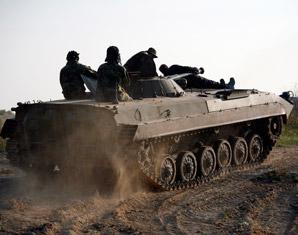 Panzerfahren BMP1 Schützenpanzer BMP1 - 3 Stunden