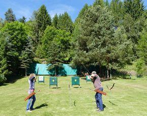 Bogenschießen - Intuitiv Rohrbach Instinktiv - 2 Stunden