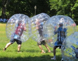 Bubble Football 90 Minuten