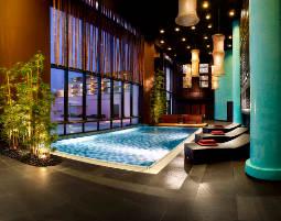 5 Sterne für die Liebe Hilton Evian-les-Bains - Ganzkörper-Peeling, Ayurveda-Massage