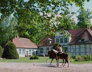 Zauberhafte Unterkünfte für Zwei Jagdschloss Friedrichsmoor