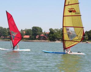 Windsurfkurs für Kinder (3-tägiger Kurs) - Herrsching am Ammersee Ammersee - 3 Tage