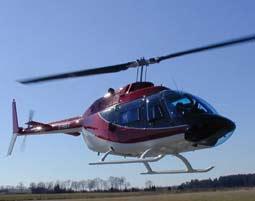 Hubschrauber-Rundflug Dermsdorf 20 Minuten