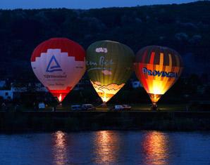 Ballonfahrt Bonn