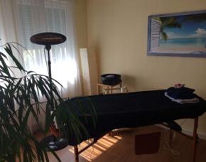 After Work Relaxing Ayurvedische Rückenmassage, Gesichtsmassage