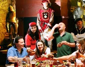 Bild Ritteressen & Historisches Dinner - Tafeln wie zu König Arthurs Zeiten
