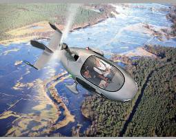 Tragschrauber Rundflug - 15 Minuten 15 Minuten