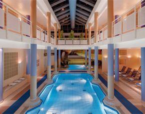 Wellness-Wochenende Deluxe Precise Resort Marina Wolfsbruch - Abendessen, Wellnessanwendungen