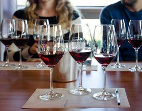 Weinseminar (Rotwein) mit Verkostung von Rotweinen