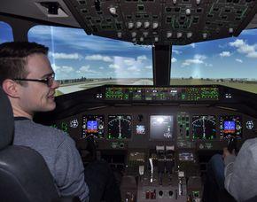 Flugsimulator - Boeing B777 - 1 Stunde Boeing B777 - 90 Minuten