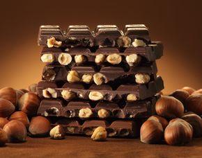 Schokoladenkurs von mehreren Sorten