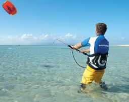 Kitesurf-Kurs - Brombachsee Langlau Brombachsee - ca. 5-6 Stunden