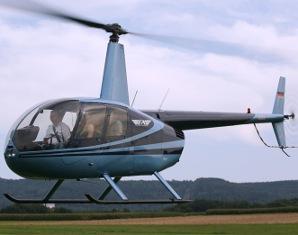 Hubschrauber fliegen - 20 Minuten 20 Minuten