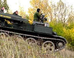 panzer-erlebnis