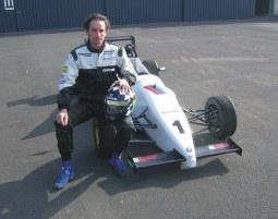 Formel Rennwagen fahren Dahlem