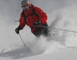 Freeriding Unterjoch Fahrtechnik Training - Allgäu oder Arlberg - ca. 5 Stunden