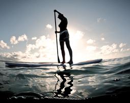 Stand up paddling - Kurs Ostsee, Schnupperkurs - ca. 1,5 Stunden