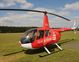 Hubschrauber-Rundflug Schweinfurt 20 Minuten